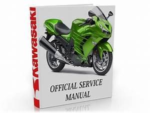 2013 Kawasaki Ninja Zx  Zzr1400 Service Repair Manual