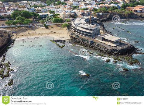 was ist ökonomisch vogelperspektive der praiastadt in santiago hauptstadt