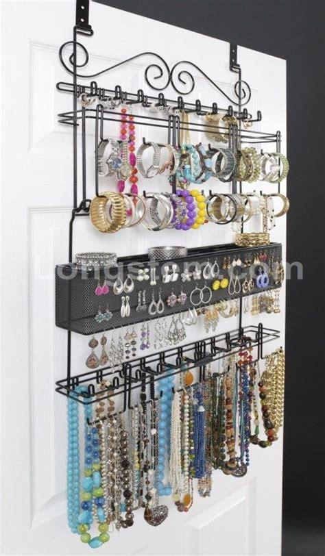 the door jewelry organizer closet organizers the ny family