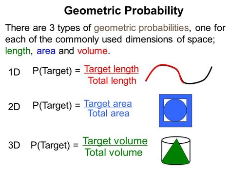 Lesson #5 Geometric Probability  Ppt Download