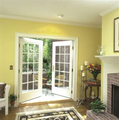 homeofficedecoration french double doors lowes