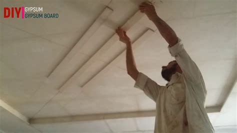 diy    false ceiling  home bed room ceiling