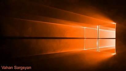 Windows Screen Splash Change Animation