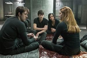 Al, Tris, Will and Christina | Divergent ️ | Pinterest ...
