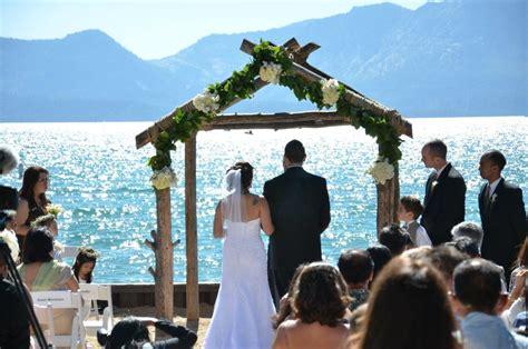 weddings  lakeside beach wedding planning south lake