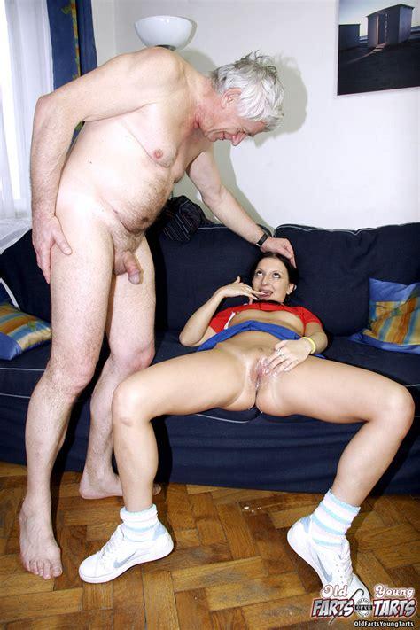 Old Man Seduced Teen Girl