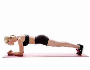 Try the plank challenge to beat belly fat in no time