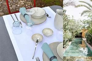 Tischdecken Für Draußen : sommertisch 2018 drau en essen mit stil ~ Frokenaadalensverden.com Haus und Dekorationen