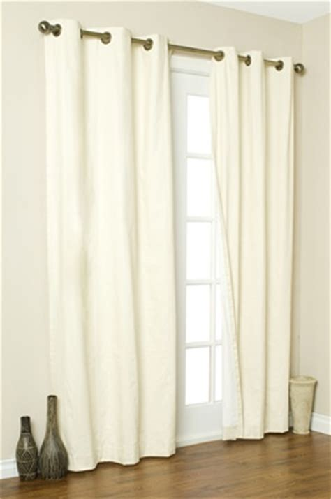 insulated curtains keep out cold and heat reduce your