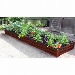 Jardin En Carré : jardin carr potager en acier corten de type plessis ~ Premium-room.com Idées de Décoration
