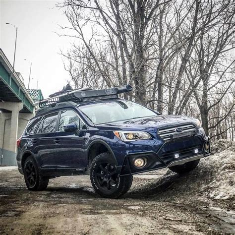 """Projects / Projets ? Tagged """"subaru outback lift kit"""