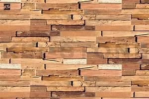 Mur En Bois Intérieur Decoratif : parement mural d 39 int rieur de bois flott d kowood ~ Teatrodelosmanantiales.com Idées de Décoration