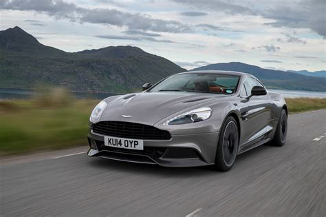 2015 Aston Martin Vanquish Review, Ratings, Specs, Prices