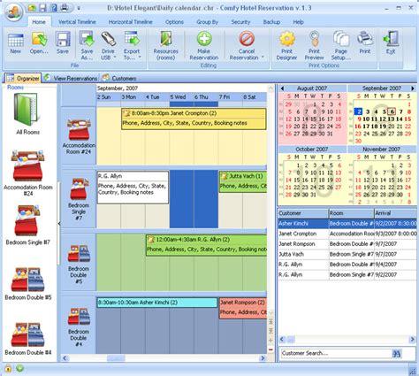Hotel Reservation System Template by Comfy Hotel Reservation V 5 1 Orgbusiness Software