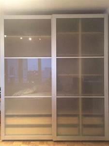 Ikea Schränke Pax : ikea pax kleiderschrank mit milchglast ren 2m lang in cottbus schr nke sonstige ~ Buech-reservation.com Haus und Dekorationen
