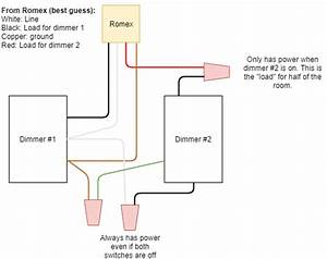 Electrical - Installing Led Compatible Dimmer Switch  Wiring Question