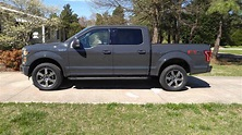 2018 Lead Foot Grey / Race Red - Page 3 - FORD RAPTOR ...