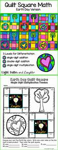 Earth Day Math Art