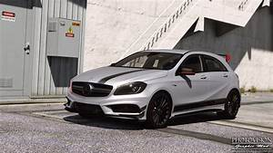 Mercedes Benz Classe A Amg : mercedes benz classe a45 amg edition 1 add on replace gta5 ~ Medecine-chirurgie-esthetiques.com Avis de Voitures