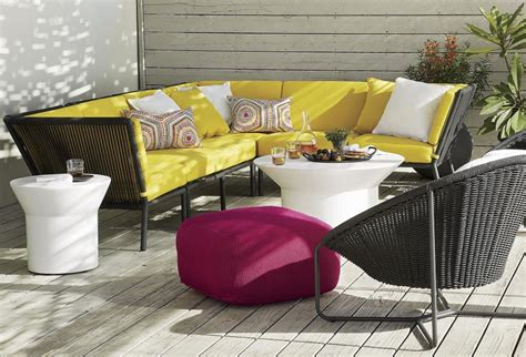 fun  fresh patio furniture ideas