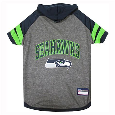 seattle seahawks hooded dog  shirt   day shipping