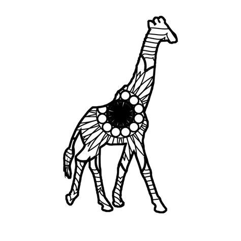 Giraffe mandala svg mandala animal svg   mandala, mandala. Giraffe Mandala Animal Svg Pdf Mandala Svg Collection ...