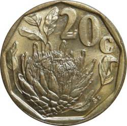 South African Money Coins