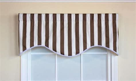 awning stripe cornice valance valance window design design