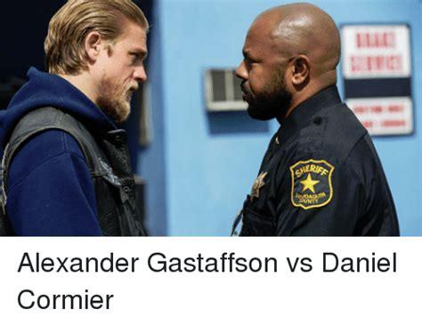 Daniel Cormier Memes - aquin alexander gastaffson vs daniel cormier mma meme on me me