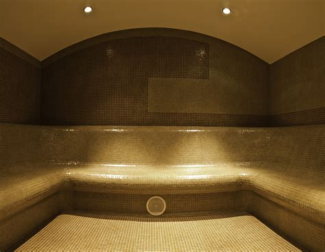 Steam Bath : Imperial Plovdiv Hotel&spa