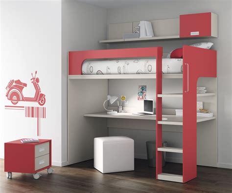 mezzanine avec bureau lit mezzanine avec bureau pour enfant mixte touch 69
