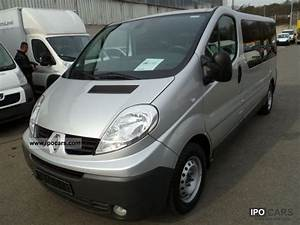 Trafic Dci 115 : 2009 renault trafic 2 0 dci 115 evado car photo and specs ~ Maxctalentgroup.com Avis de Voitures