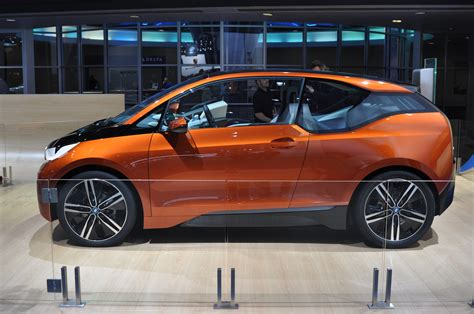 2018 Naias Bmw I3 Coupe Concept