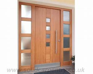 Exterior Wood Door vanityset info