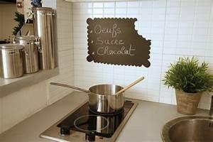 Tableau Ardoise Cuisine : tableau ardoise memo frigo aoc accessoires cuisine avec tableau ardoise ~ Teatrodelosmanantiales.com Idées de Décoration