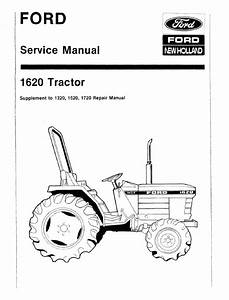 New Holland Parts Diagram 1720 Ford Tractor