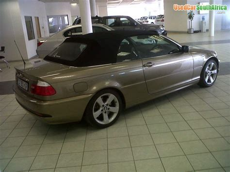2005 Bmw 330ci Auto Convertible Used Car For Sale In