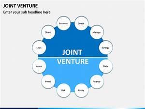Text Features Powerpoint Joint Venture Powerpoint Template Sketchbubble