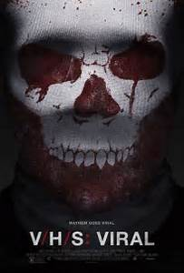 V/H/S VIRAL Movie Poster | SEAT42F