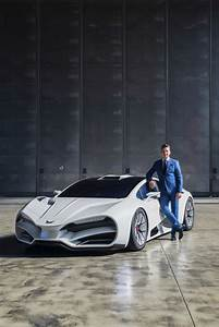 Milan Red - a new supercar from Austria  Red