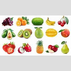 Learn Names Of Fruits For Kids  Kids Learning Fruits Names With Puzzle Youtube