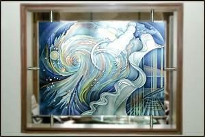 Partition, Glass