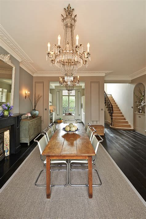 awesome narrow dining room tables   peek