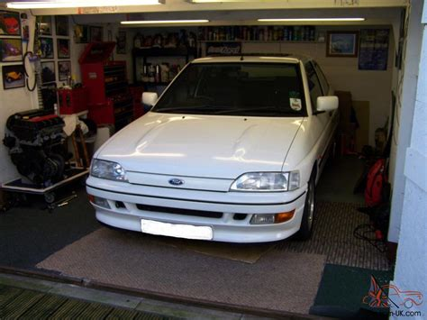 ford escort rs mk outstanding condition