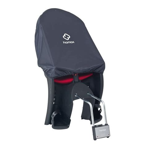 protection siege hamax protection pluie siège bébé chez cyclable
