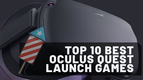launch oculus quest games