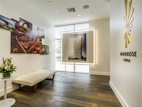 luxury high rise condos  plano windrose tower