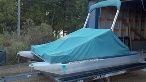 Paddle Boat Covers Canvas by Fabric Tarp Restore Color