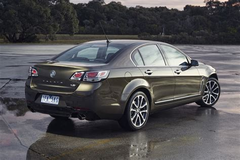 2018 Holden Commodore Vf Series Ii Unveiled 304kw Ls3