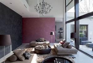 couleurs sombres nos conseils deco peinture papier With couleur mur salon tendance 3 ma decoration dinterieure les couleurs de peinture tendances